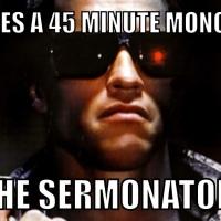The Sermonator