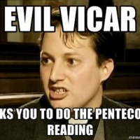 The Evil Vicar Strikes Again