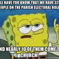 Tough Spongebob is on the PCC
