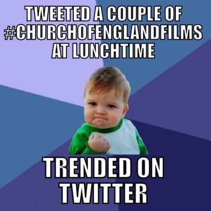 twitter trending