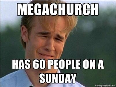 90s church first world problem 8