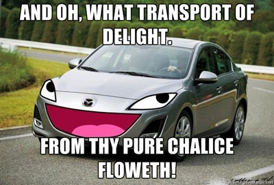 transport of delight