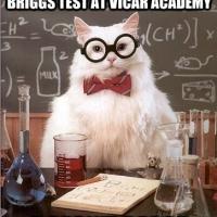 Chemistry Cat tells a Myers Briggs joke