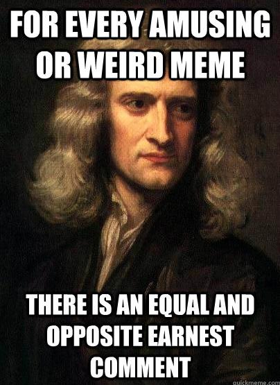 Sir Isaac Newton's T