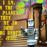 Marvin the Paranoid Organist