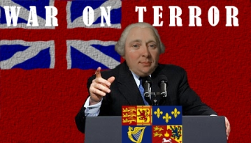 George III stands up to terrorists