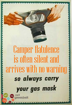Advice for campers #notgb40