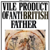Daily Mail accuses Jesus' Father of hating Britain