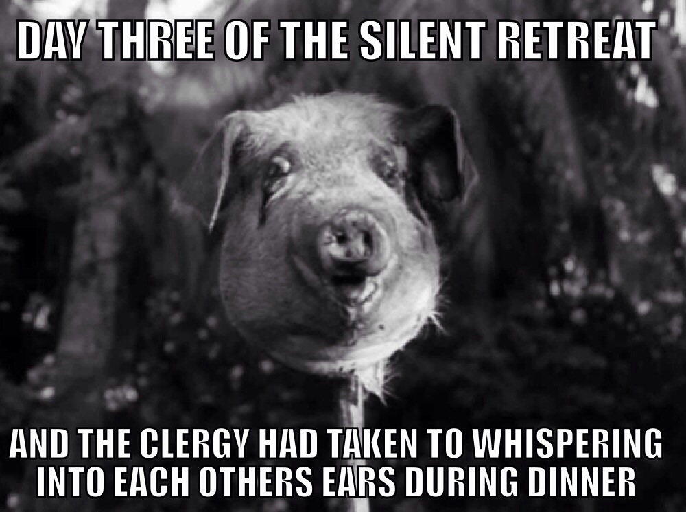 20131113 193112 silence anglican memes,Silence Memes