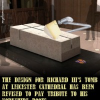 Leicester Cathedral revise Richard III's tomb design to appease Yorkshire