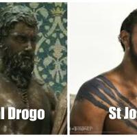Khal Joseph - does this make Mary Khaleesi of Heaven?