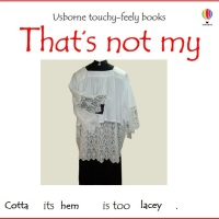 That's not my chasuble... - new books for clergy children