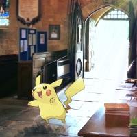 Pokemon Go! in Peace