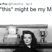 Top novelist @fictionfox's husband's career change prompts Twitter gold